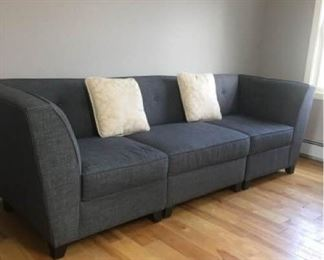 Beautiful Contemporary Sectional Sofa