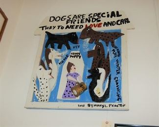 "Mary Procter, ""Dogs are Special"""