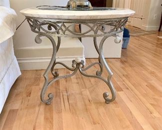 Gorgeous Norwalk Bregenz End Table - there are 2, and a coffee table as well.