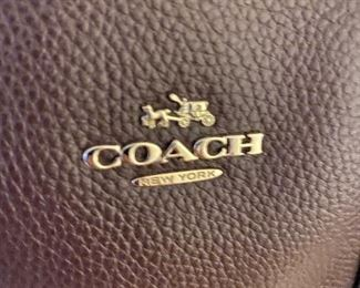 100% genuine coach bags