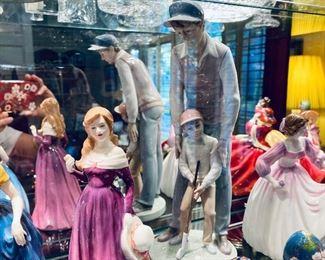 Lladro, Royal Daulton, More!   Fantastic Collections. Get Ready to Shop! ;)