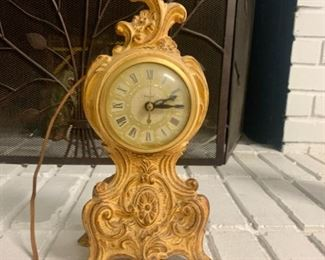 $30: French Victorian Clock