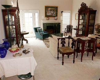 Fine Antiques, High Quality Furniture and more