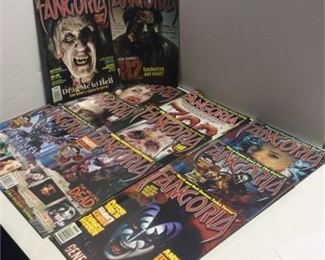 Lot 54 Lot of Fangoria Magazines