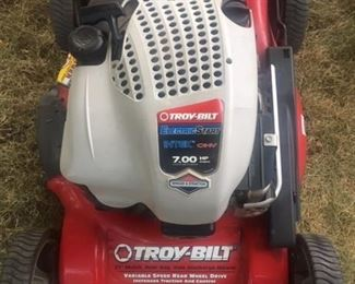 Mower,Troy-Bilt