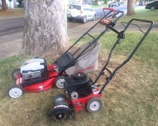 Mower Edger