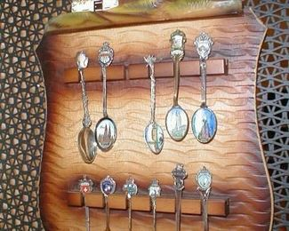 spoon collection