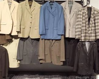14 Mens Designer Brands Jackets and Sports Coats