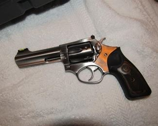 Ruger SP101 .327 revolver   See the rules regarding firearm purchases under the terms and conditions tab of this listing.  GUNS WILL NOT BE DISCOUNTED
