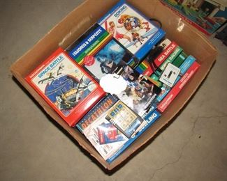 Intellivision gaming system with 23 games
