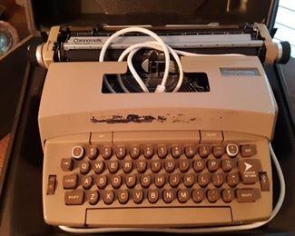 Coronamatic Typewriter