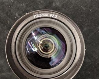Sanyo LNS-W11 Wide Lens f16.5mm F2.3