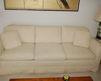 """Couch/Sofa, 87"""" W x 34"""" D x 34"""" H"""