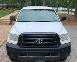 2011 Toyota Tundra Double Truck B