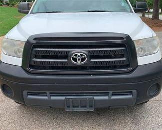 2011 Toyota Tundra Double Truck I
