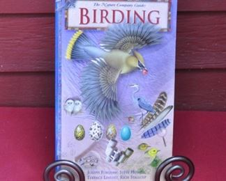Informative birding book, Lots of great info, $10.00