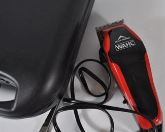 Wahl Detail hair trimmer, scissors in case: $75