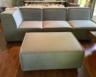 BoConcept Danish Modular Sofa
