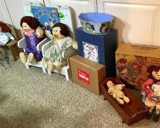 Nice Collector dolls
