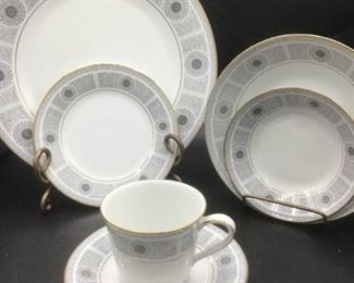56 Piece Noritake Nile China