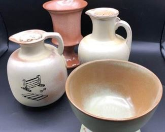 Frankoma Pottery Pieces