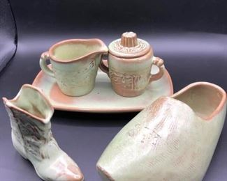 Vintage Frankoma Pottery