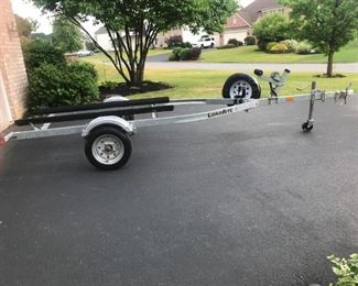 Load Rite Jet Ski single trailer                                                               Note: This can be sold before the Sale