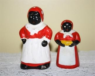 Vintage Americana Salt & Pepper
