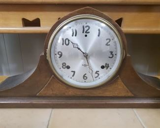 Mantle Clock.  I have my Grandmothers Mantle Clock and the price keeps going UP, UP, UP!