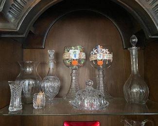 Vase in back left has sold