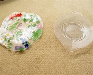 1. Two 2 Glass Plates