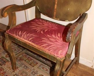 Vintage Deco Style Chair