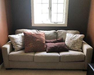 Selection of pillows