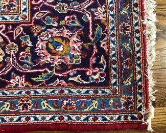 Persian Carpet Detail