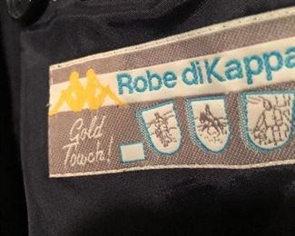 Robe di Kappa Jacket