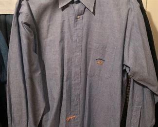 Selection of Men's Shirt Michigan