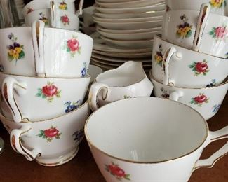 Royal Victoria bone china England
