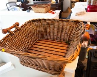 Lot #3 - Basket - $20.00