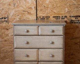 Lot #5 - Dresser - $35.00
