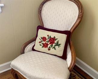 ladies Victorian chair
