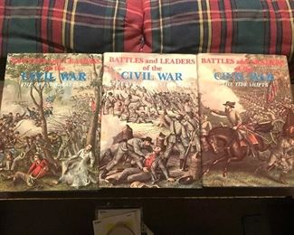 "3 vol. ""Battles & Leaders of the Civil War"""
