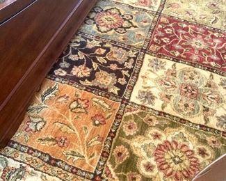 """10'9"""" x 7'9"""" area rug"""