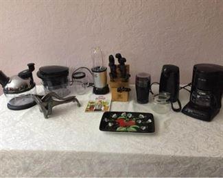 Black Appliances