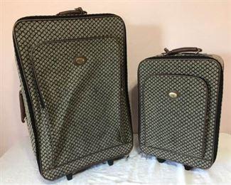 Diane Von Furstenberg Luggage Set