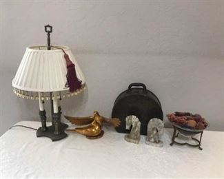 Lamp and Decor