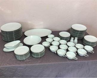 Noritake China 83 Pc Set