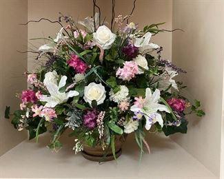 custom floral arrangement.