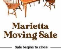 Moving Sale Marietta