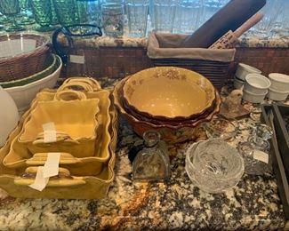 Italian ceramics and pottery