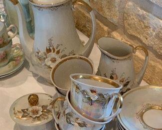 Russian tea set